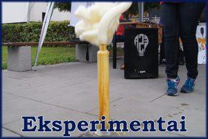 Eksperimentai